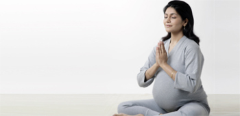 PRENATAL YOGA CAN BE A GREAT WAY TO PREPARE FOR CHILDBIRTH.