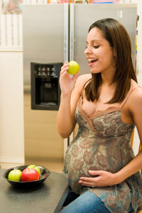 PREGNANCY & FOOD CRAVINGS