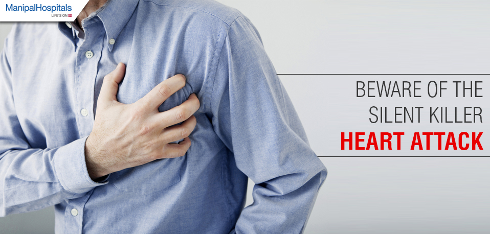 Beware of the Silent Killer – Heart Attack