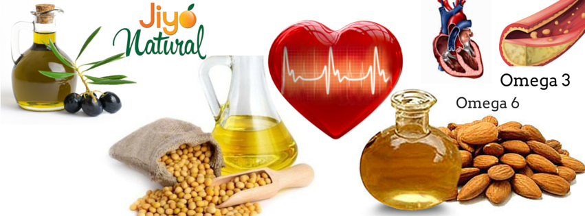 At Jiyo Natural we recommend Oily Food for a fitter Heart!