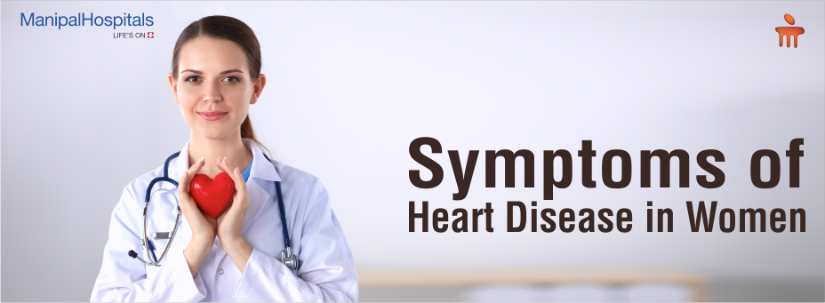 Symptoms Of Heart Disease In Women
