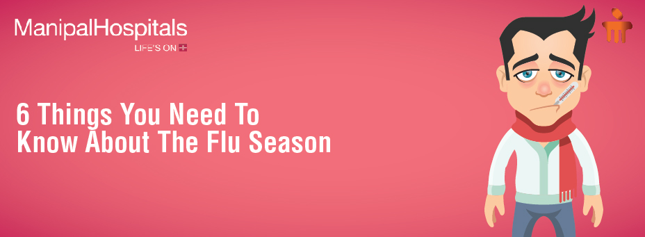6 Things You Need To Know About The Flu Season