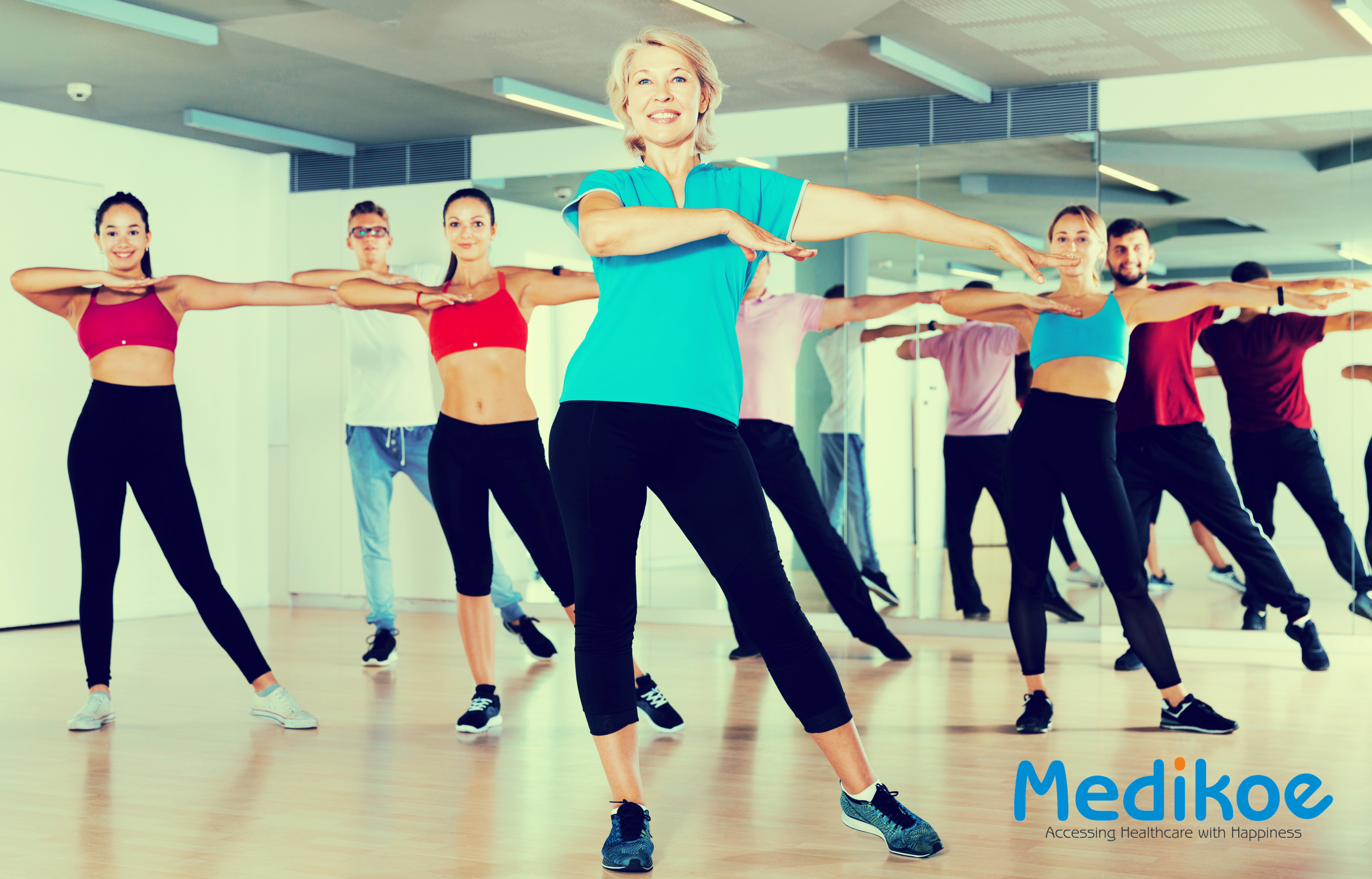 9 Benefits of Aerobic Exercise