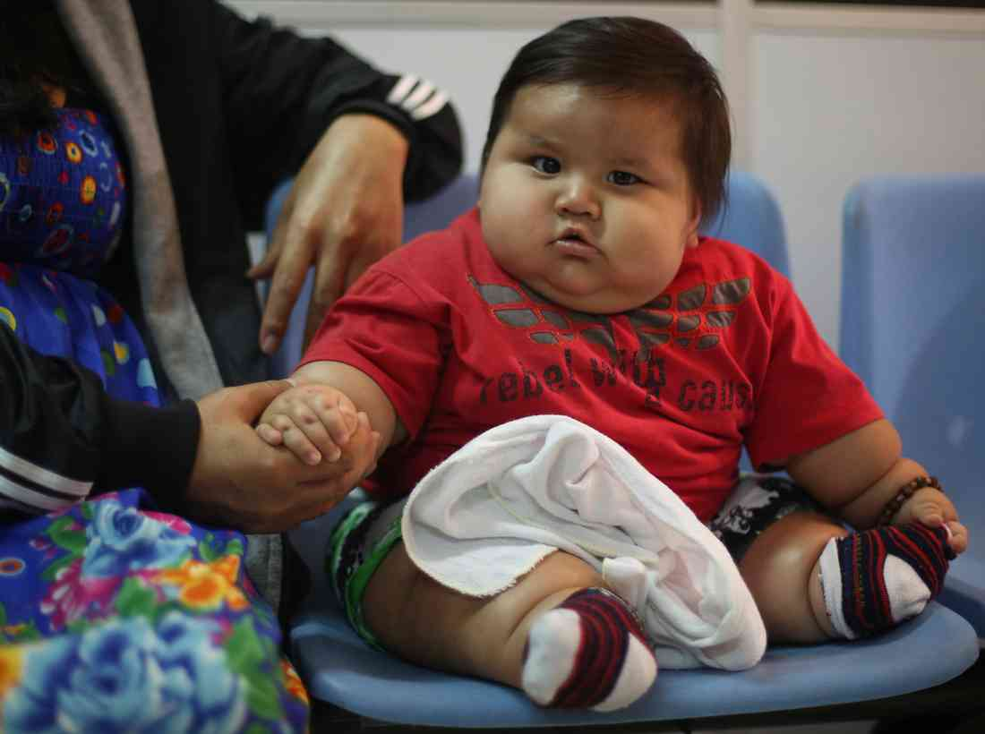 How can obesity affect your baby?