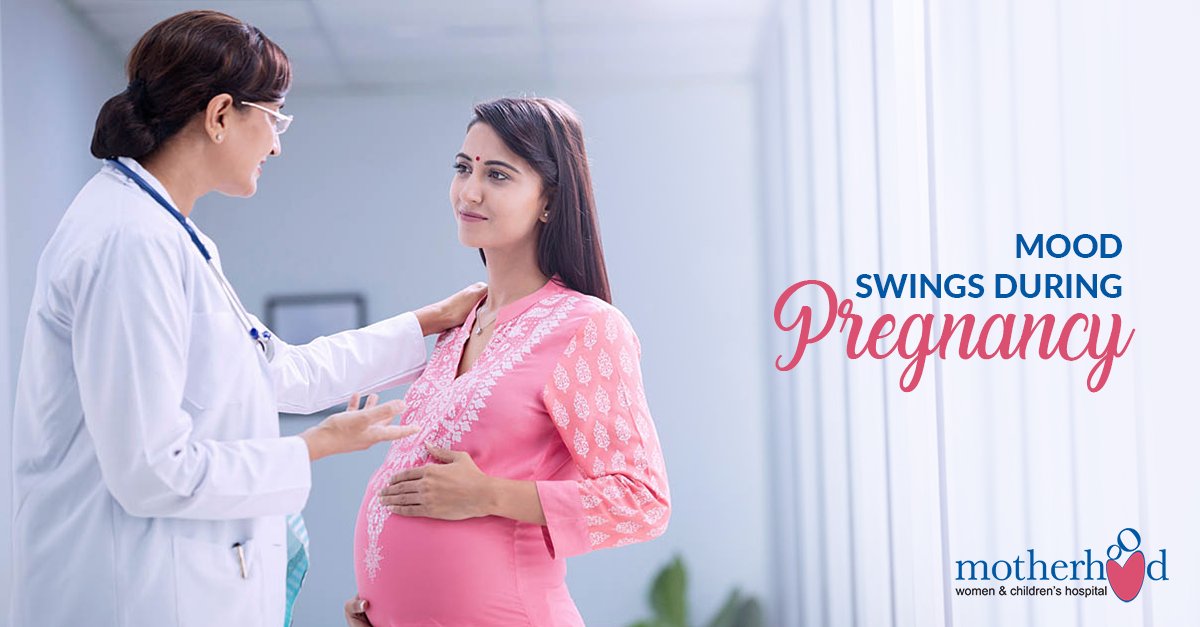 MOOD SWINGS IN PREGNANCY - Dr. Madhushree Vijaykumar, Sahakara Nagar