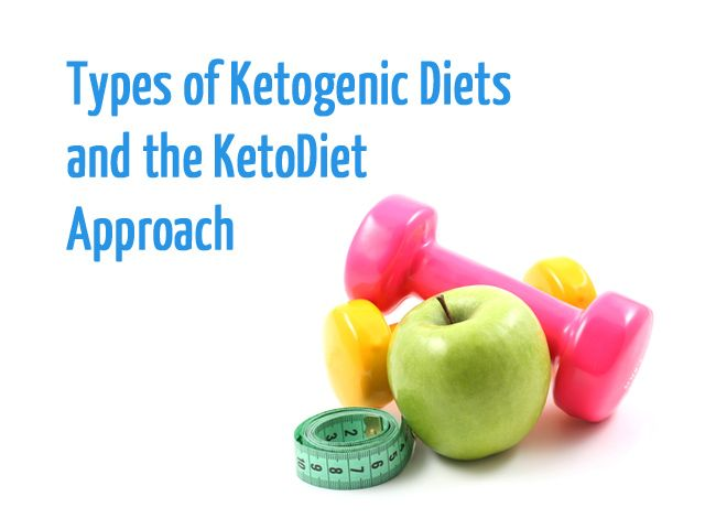 Keto Diet and types of Keto Diets