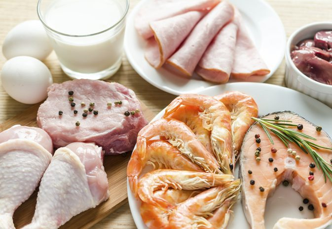 Signs and Symptoms of Protein Deficiency
