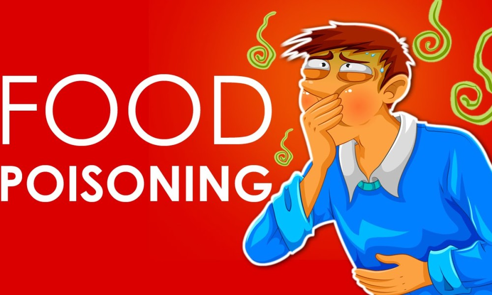 FOOD POISONING: CAUSES, SYMPTOMS, TREATMENT & PREVENTION