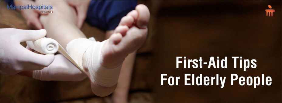 First-Aid Tips For Elderly People