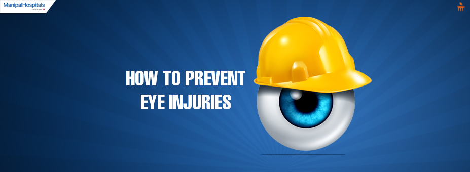 How to Prevent Eye Injuries