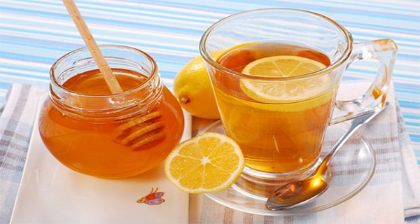 Honey and Lemon Water- A Great Drink