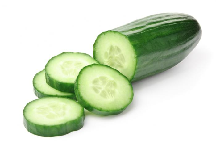 Benefits of cucumber for belly fat