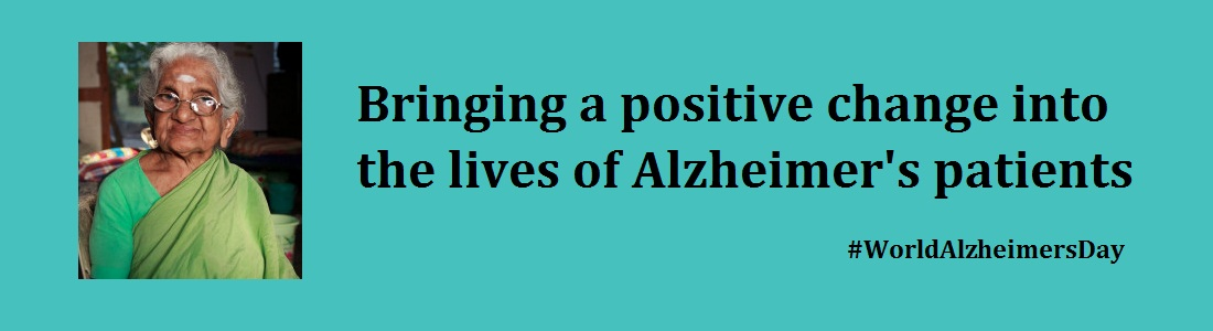 This World Alzheimer's Day, change the life of a patient with Portea