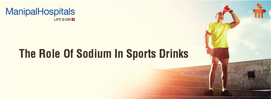 The Role Of Sodium In Sports Drinks