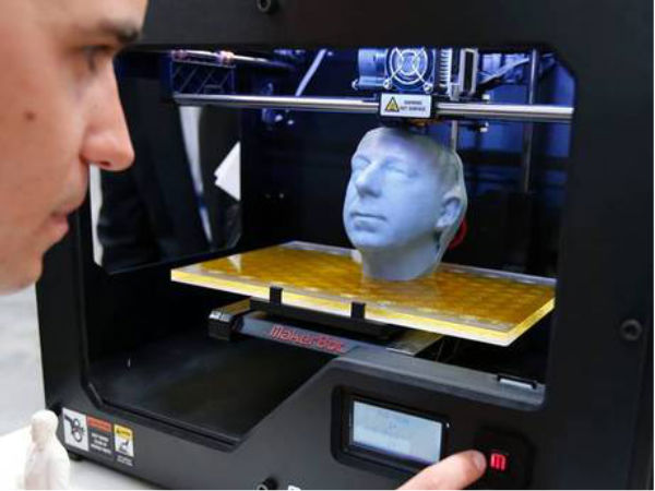 What are 3D Printed Biological Materials?