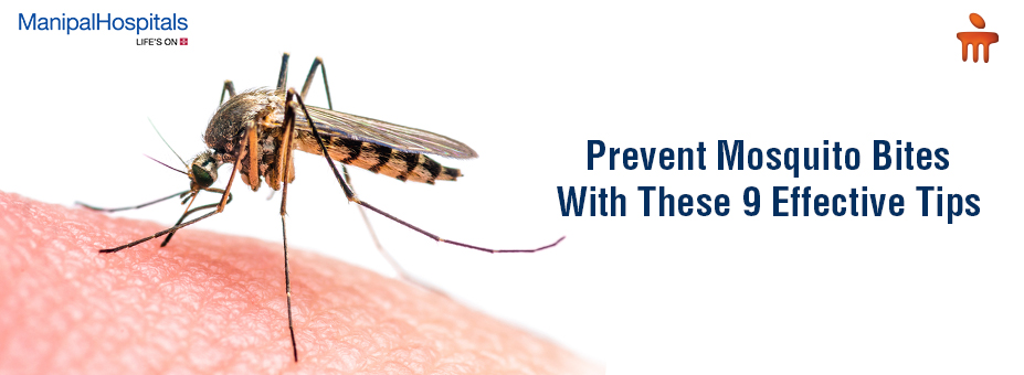 Prevent Mosquito Bites With These 9 Effective Tips