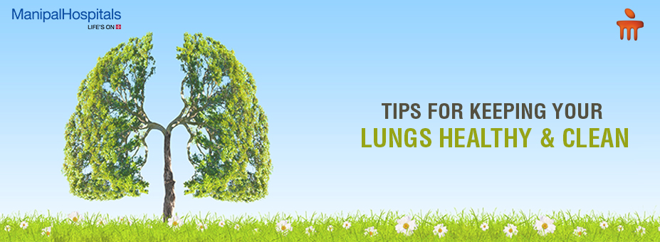 Tips for Keeping Your Lungs Healthy and Clean