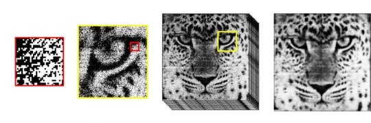 """ Breakthrough Sensor for Photography, Life Sciences, Security"""