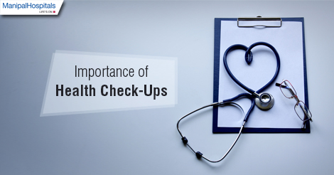 Importance of Health Check-Ups