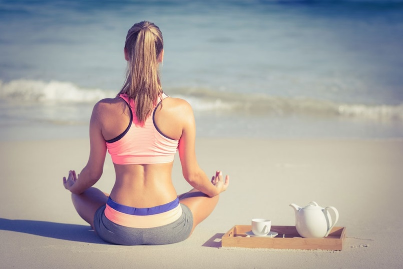 The Right Time To Eat Before & After Yoga