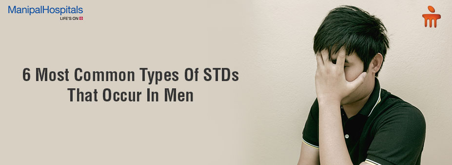 6 Most Common Types Of STDs That Occur In Men
