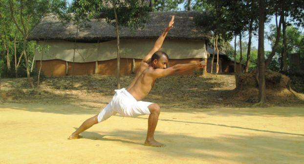 Benefits of the traditional Kalaripayattu