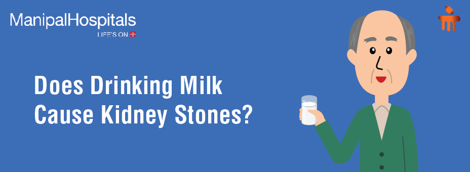 Does Drinking Milk Cause Kidney Stones?