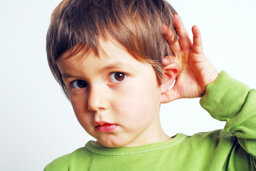 Signs Of Auditory Dysfunction: (no diagnosed hearing problem)