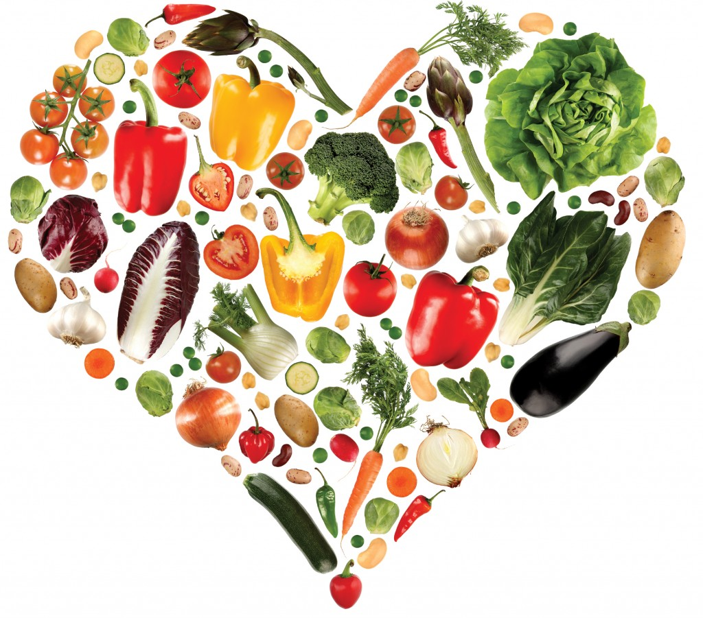 SUPERFOODS FOR A HEALTHY HEART