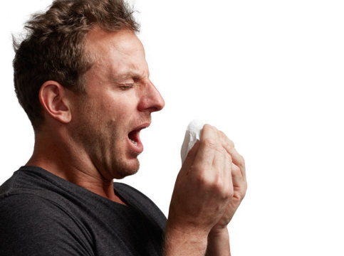 Don't hold your nose and close your mouth when you sneeze, doctors warn