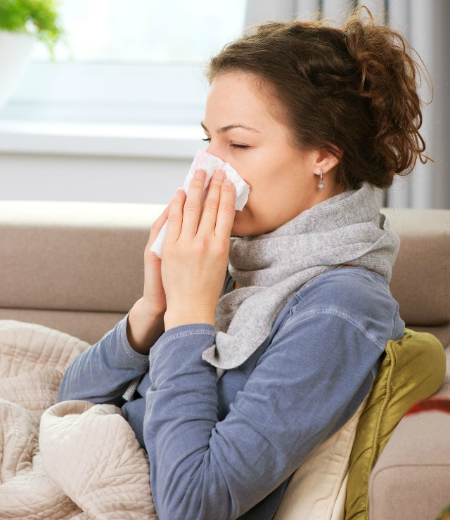 Effective Home Remedies for Cold & Flu