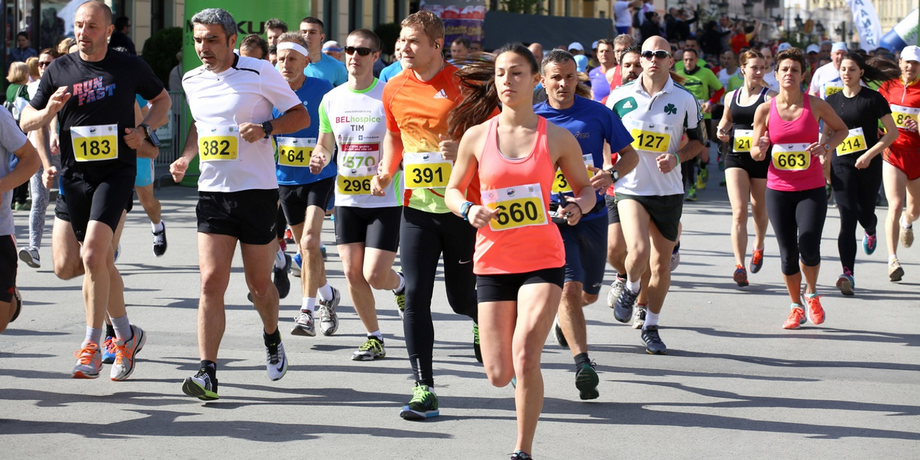 Importance of Fitness to Run a Marathon