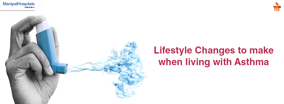 Lifestyle Changes to Make When Living with Asthma