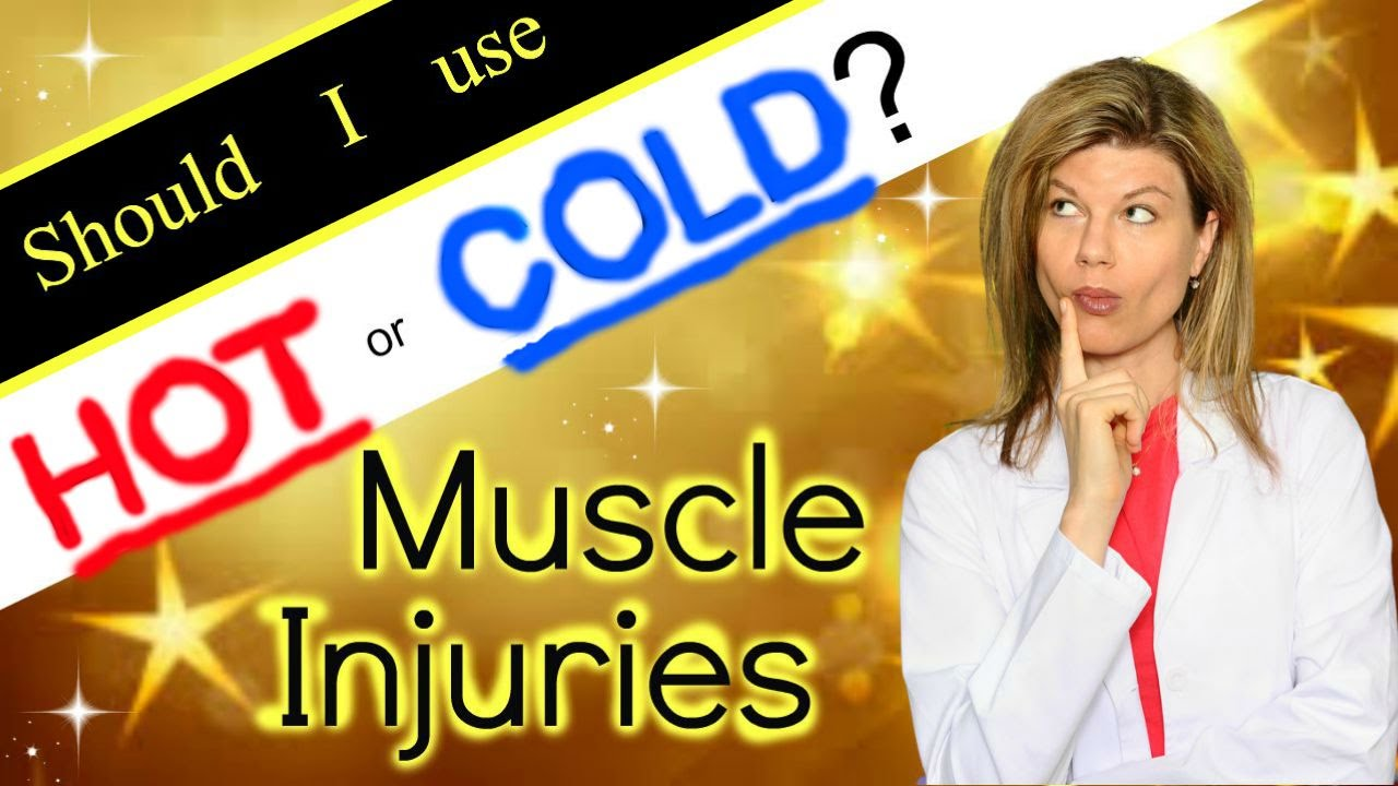 The Best Treatment for a Back Injury - Hot or Cold