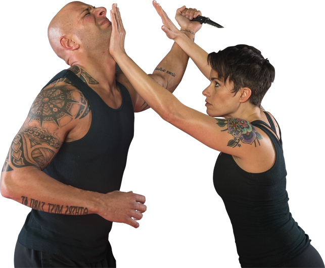 Krav Maga Moves For Self-Defense