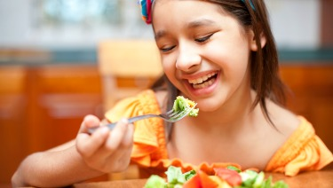 Nutrition: From Toddlers to Teens