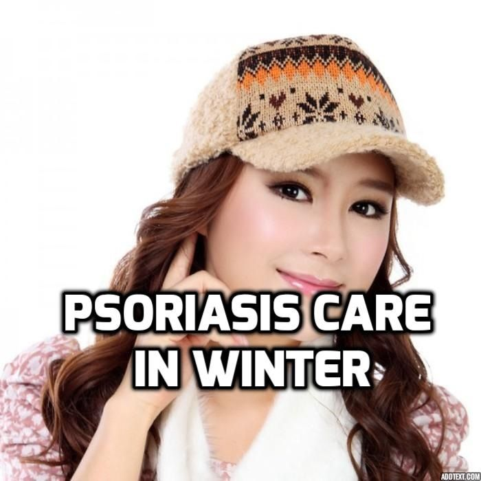 WINTER CARE FOR PSORIASIS