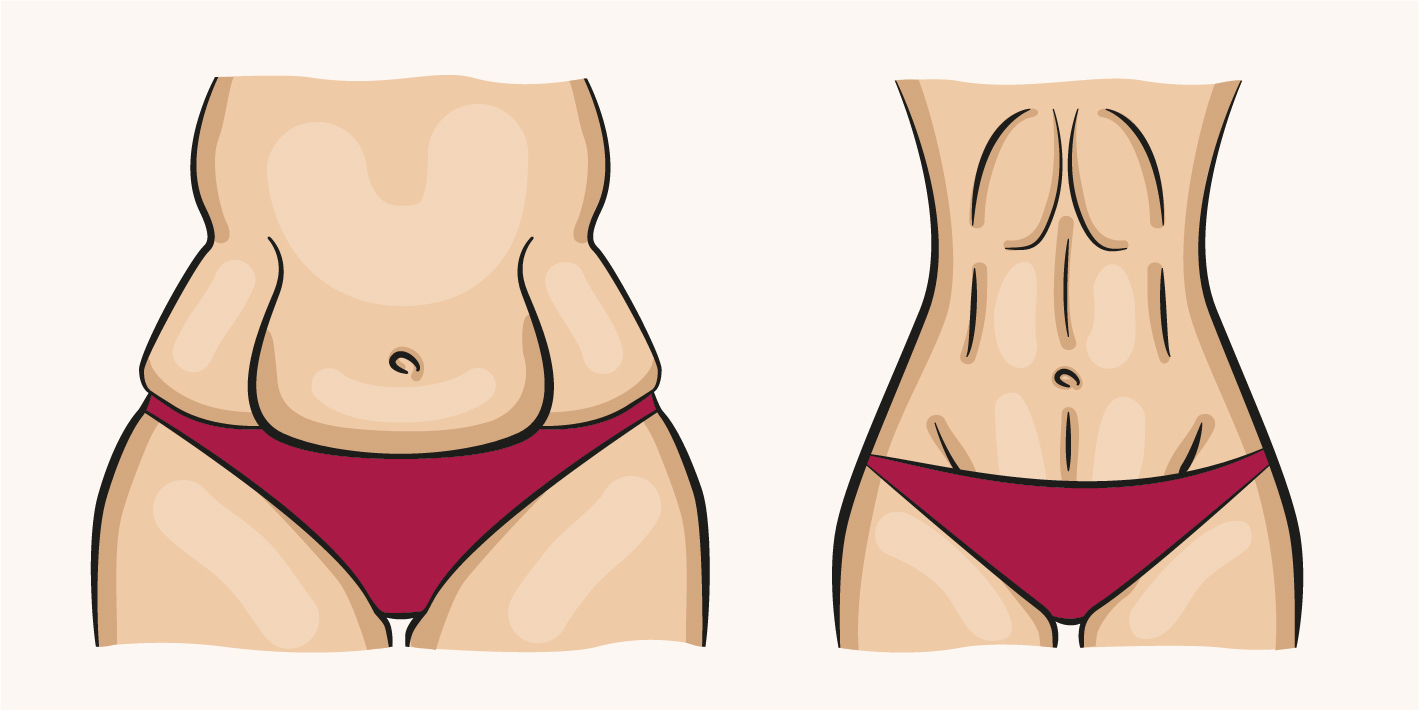 5 MAT EXERCISES YOU CAN DO AT HOME TO BURN YOUR BELLY FAT