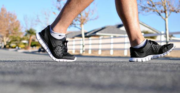 Did you know Walking is a common aerobic activity?