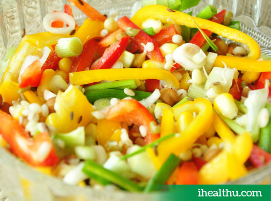 Barley Salad -Diabetes recipe