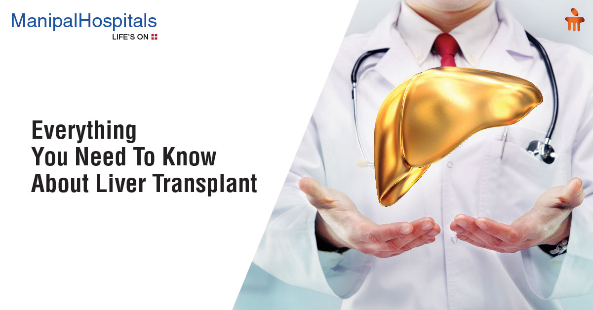 Everything You Need To Know About Liver Transplant