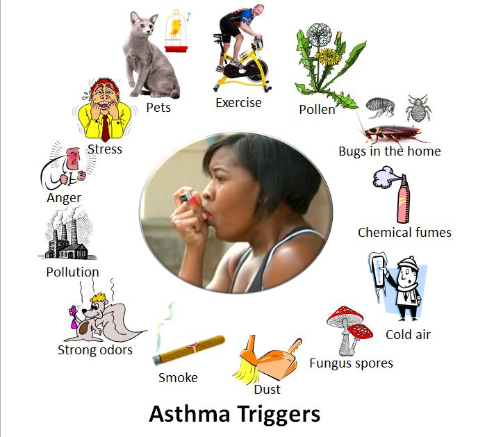 Asthma: Risk factors and Diagnosis