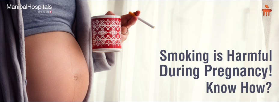 Smoking Is Harmful During Pregnancy! Know How?