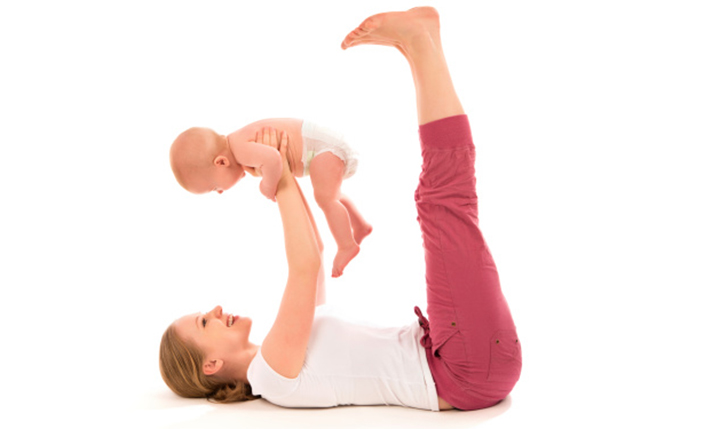Thinking of practicing yoga after a Caesarean?