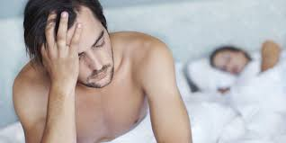 Erectile dysfunction (ED) (man has trouble maintaining an erection)