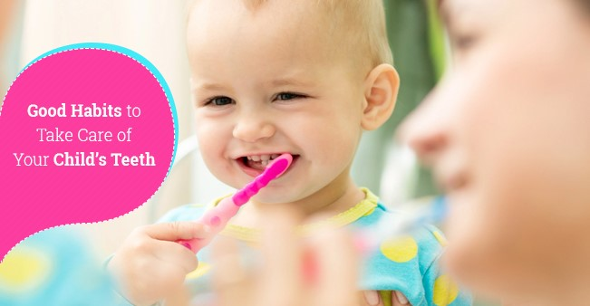 How to Take Care for Your Child's Teeth