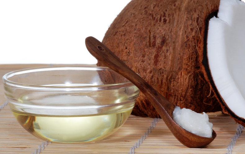 Coconut Oil Pulling for Healthy Teeth