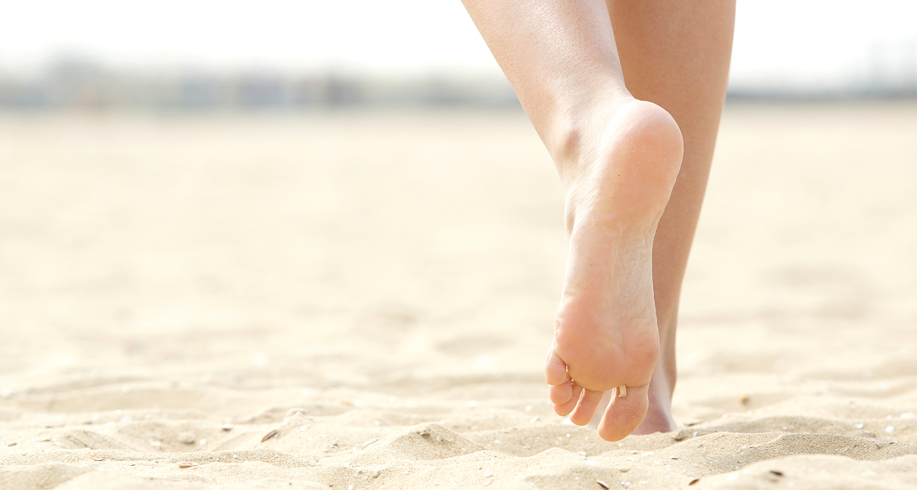 WALK AWAY FROM FOOT PROBLEMS