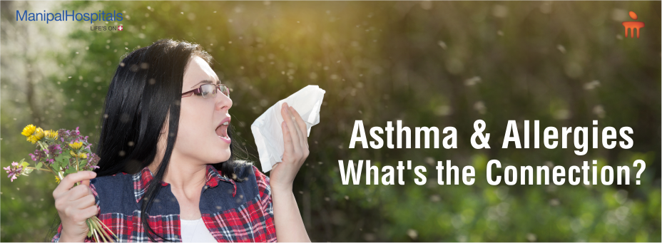 Asthma And Allergies: What's The Connection?