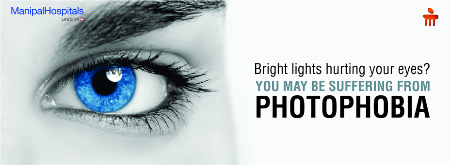 Bright Lights Hurting Your Eyes? You Might Be Suffering From Photophobia